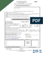 Formato Formulario Multiples Tramites