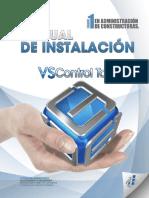 Manual de Instalación de VSControlTotal ERP en El Servidor2012