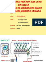 CLASE 21- Antibioticos II