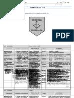 Planificacion Anual Matematica 6basico 2012