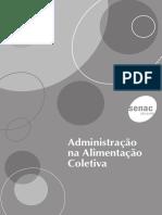 Apostila - Administração Na Alimentação Coletiva