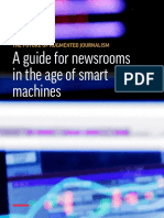 The Future of Augmented Journalism AP Report