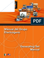 Gpo Electrogeno Manual Generating Set Manual 2k15