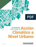 Accion Urbana ONU Habitat