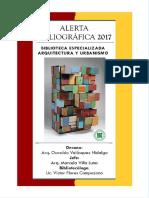 Alerta Bibliografica 2017