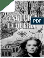 11.Anne Golon Angelica La Quebec