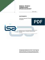 Guía inspección termografica