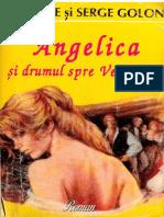 Anne Golon Angelica Si Drumul Spre Versailles
