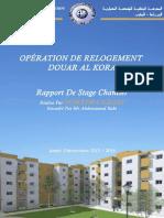 Rapport de Stage Chantier (Dyar al Mansour)