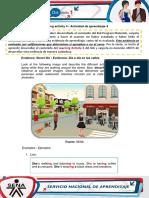 AA4-Evidence 1 Street Life
