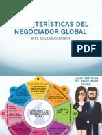 Caracteristicas Del Negociador Global