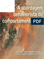 Abordagem Behaviorista Do Comportamento Novo