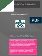 Conferencia Legislacion Laboral Contratos
