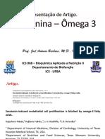 Aula Pratica 4 - Serotonina e Omega3