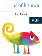 A Color of His Own - Leo Lionni (1)