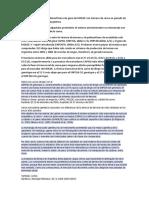 Asociación de CAPN1 y Polimorfismos de Gene de MOLDE Con Ternura de Carne en Ganado de Engorde de Tauro Bos de Argentina