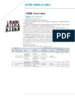 Power Cables YJV22