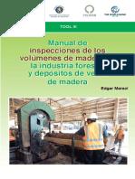 Manual de Inspecciones de Los Volumenes de Madera