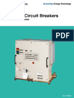 Vacuum Circuit Breaker Catalogue