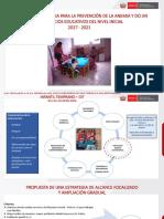 Plan Prevención Anemia