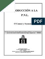 Introducción a la PNL - O´Connor y Seymour