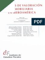Modelos de Valoracion Inmobiliaria en Iberoamerica