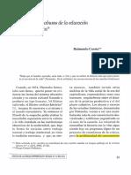 Cuesta%2c (2000) Uso y Abusos de La Historia