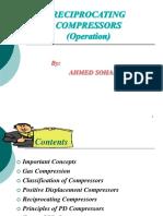 Reciprocating Compressor for Ttc Sip Asb Final
