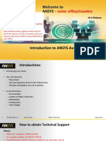 Autodyn Pt II 15.0 L00 Local Introduction