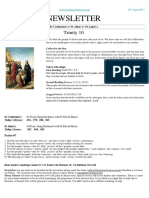 benefice newsletter  trinity 10  20 08 17