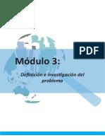 Investigación de Mercados Módulo III