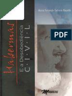 Habermas e a Desobediencia Civi - Desconhecido