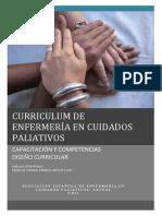 Capacitacion y Competencias Enfermeria en Paliativos Secpal