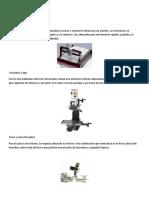 Tipos de Máquinas CNC