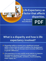 Life Expectancy Powerpoint Presentation
