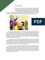 El Aprendizaje Del Discurso Oral y Escrito