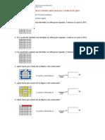 Fracciones Decimales y Porcentajes 2