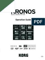 Kronos manual