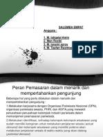 Strategi Pemasaran Kasus 2
