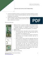 Administracion Nutricion Parenteral