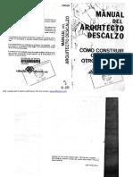 Manual del arquitecto descalzo - Arquilibros.pdf