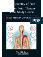 Anatomy of Pain Trigger Point Therapy for Exercise Professionals Exam Pack 0616