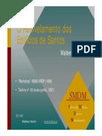 Renivelamento Santos
