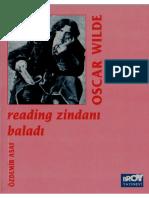 Osca Wilde - Ballad