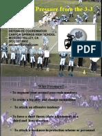 Applying Pressure 33 Defense John Rice