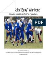 Easy Wishbone
