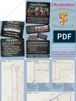 Oktoberfest 2017 Flyer and Shuttle Routes