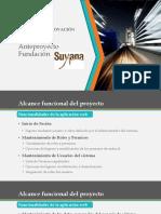 Sistema de Coordinacion Fundacion Suyana