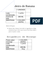 Brigadeiro s