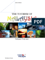 Report (Tourism of Malaysia)